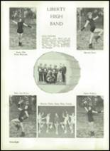 1962 Liberty High School Yearbook Page 72 & 73