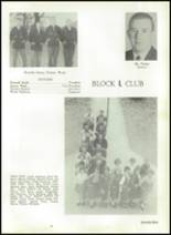 1962 Liberty High School Yearbook Page 74 & 75
