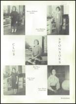 1962 Liberty High School Yearbook Page 80 & 81