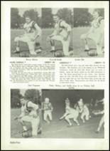 1962 Liberty High School Yearbook Page 86 & 87