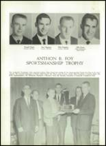 1962 Liberty High School Yearbook Page 92 & 93