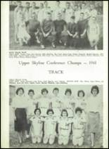 1962 Liberty High School Yearbook Page 102 & 103