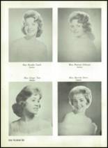 1962 Liberty High School Yearbook Page 110 & 111