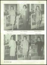1962 Liberty High School Yearbook Page 112 & 113