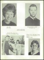 1962 Liberty High School Yearbook Page 116 & 117