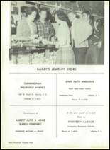 1962 Liberty High School Yearbook Page 126 & 127