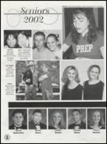 2002 Wright City High School Yearbook Page 12 & 13