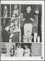 2002 Wright City High School Yearbook Page 32 & 33