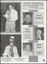 2002 Wright City High School Yearbook Page 50 & 51