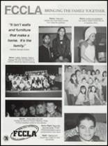 2002 Wright City High School Yearbook Page 80 & 81