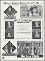 2002 Wright City High School Yearbook Page 98 & 99