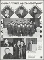 2002 Wright City High School Yearbook Page 112 & 113