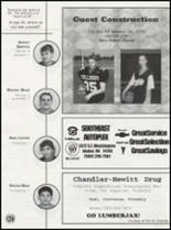 2002 Wright City High School Yearbook Page 128 & 129