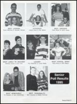 1995 Mitchell High School Yearbook Page 24 & 25