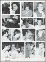 1995 Mitchell High School Yearbook Page 40 & 41