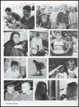 1995 Mitchell High School Yearbook Page 42 & 43
