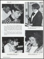 1995 Mitchell High School Yearbook Page 72 & 73