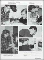 1995 Mitchell High School Yearbook Page 76 & 77