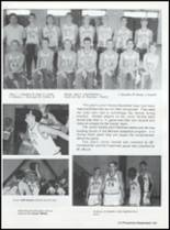 1995 Mitchell High School Yearbook Page 106 & 107
