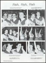 1995 Mitchell High School Yearbook Page 110 & 111