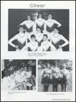 1995 Mitchell High School Yearbook Page 112 & 113