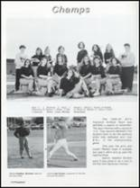1995 Mitchell High School Yearbook Page 120 & 121