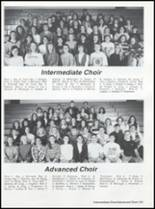 1995 Mitchell High School Yearbook Page 124 & 125