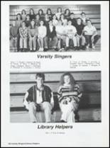 1995 Mitchell High School Yearbook Page 126 & 127