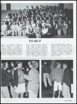 1995 Mitchell High School Yearbook Page 132 & 133