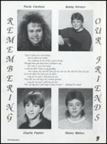 1995 Mitchell High School Yearbook Page 140 & 141