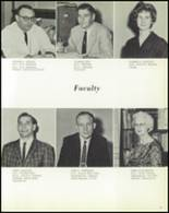1962 Lansing High School Yearbook Page 10 & 11