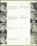 1962 Lansing High School Yearbook Page 14 & 15