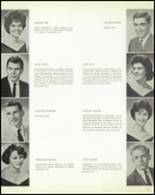 1962 Lansing High School Yearbook Page 16 & 17