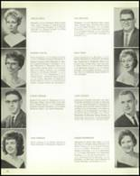 1962 Lansing High School Yearbook Page 18 & 19