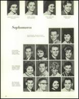 1962 Lansing High School Yearbook Page 24 & 25