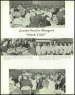 1962 Lansing High School Yearbook Page 32 & 33