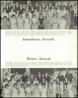 1962 Lansing High School Yearbook Page 42 & 43