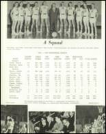 1962 Lansing High School Yearbook Page 56 & 57