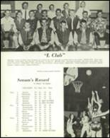 1962 Lansing High School Yearbook Page 58 & 59