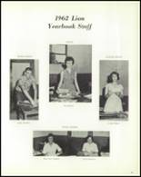 1962 Lansing High School Yearbook Page 60 & 61