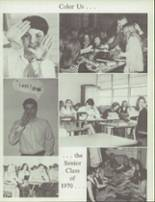 1970 South Fayette High School Yearbook Page 12 & 13