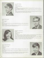 1970 South Fayette High School Yearbook Page 20 & 21