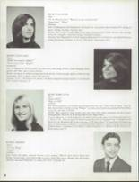 1970 South Fayette High School Yearbook Page 32 & 33