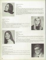1970 South Fayette High School Yearbook Page 34 & 35