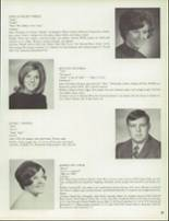 1970 South Fayette High School Yearbook Page 42 & 43