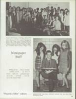 1970 South Fayette High School Yearbook Page 100 & 101