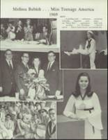 1970 South Fayette High School Yearbook Page 114 & 115