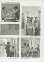 1973 Carter High School Yearbook Page 16 & 17