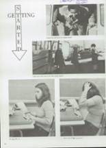 1973 Carter High School Yearbook Page 20 & 21