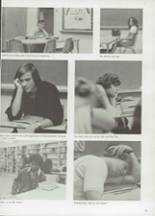 1973 Carter High School Yearbook Page 22 & 23